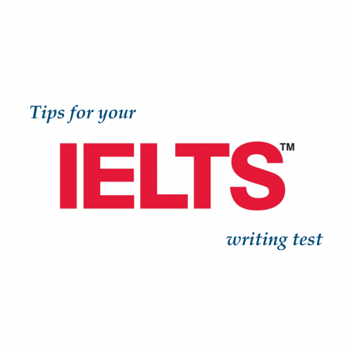 Tips for your IELTS test - #3 IELTS Writing test
